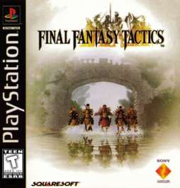 Final Fantasy Tactics - PlayStation - Used