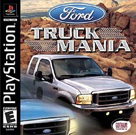 Ford Truck Mania - PlayStation - Used