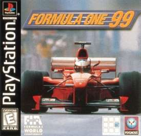 Formula 1 '99 - PlayStation - Used