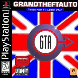 Grand Theft Auto: London 1969 - PlayStation - Used