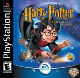 Harry Potter and the Sorcerer's Stone - PlayStation - Used