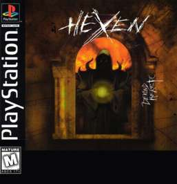 Hexen - PlayStation - Used