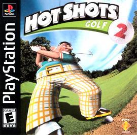 Hot Shots Golf 2 - PlayStation - Used