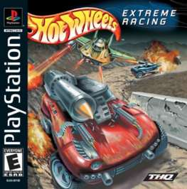 Hot Wheels: Extreme Racing - PlayStation - Used