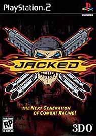 Jacked - PlayStation - Used