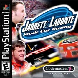 Jarrett and Labonte Stock Car Racing - PlayStation - Used