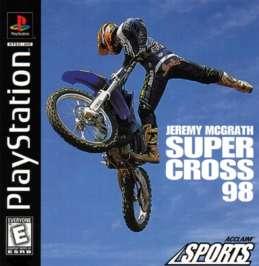 Jeremy McGrath Supercross '98 - PlayStation - Used