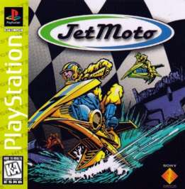 Jet Moto - PlayStation - Used