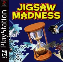 Jigsaw Madness - PlayStation - Used