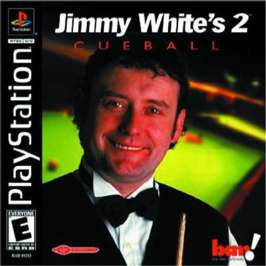 Jimmy White's 2: Cueball - PlayStation - Used