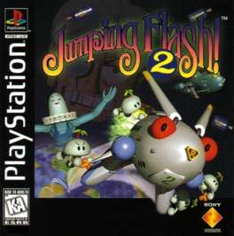 Jumping Flash! 2 - PlayStation - Used