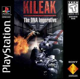 Kileak: The DNA Imperative - PlayStation - Used