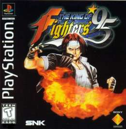 King of Fighters '95 - PlayStation - Used