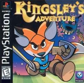 Kingsley's Adventure - PlayStation - Used