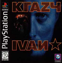 Krazy Ivan - PlayStation - Used