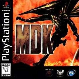 MDK - PlayStation - Used