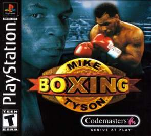Mike Tyson Boxing - PlayStation - Used
