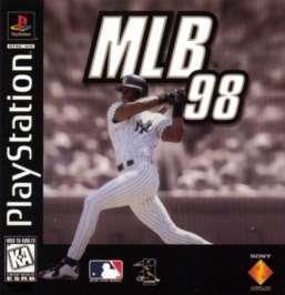MLB '98 - PlayStation - Used