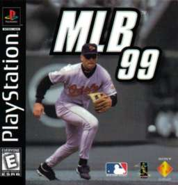 MLB '99 - PlayStation - Used