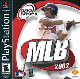 MLB 2002 - PlayStation - Used
