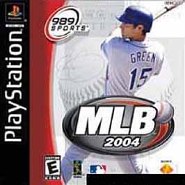 MLB 2004 - PlayStation - Used