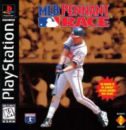 MLB Pennant Race - PlayStation - Used
