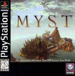 Myst - PlayStation - Used