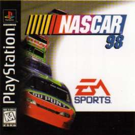 NASCAR 98 - PlayStation - Used