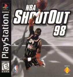 NBA ShootOut '98 - PlayStation - Used