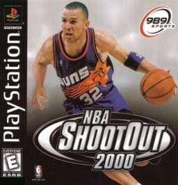 NBA ShootOut 2000 - PlayStation - Used