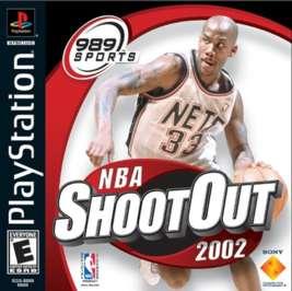 NBA ShootOut 2002 - PlayStation - Used