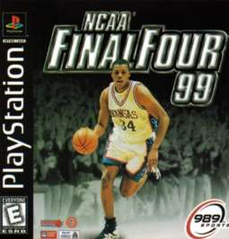 NCAA Final Four 99 - PlayStation - Used