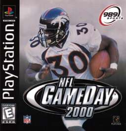 NFL Gameday 2000 - PlayStation - Used
