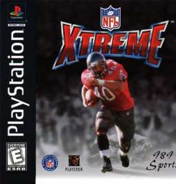 NFL Xtreme - PlayStation - Used