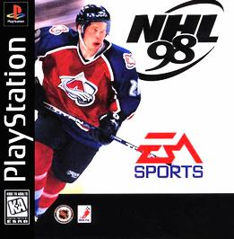 NHL '98 - PlayStation - Used