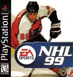 NHL '99 - PlayStation - Used