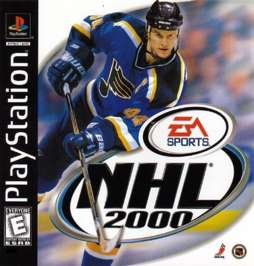 NHL 2000 - PlayStation - Used