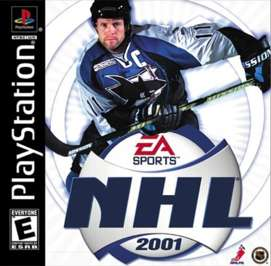 NHL 2001 - PlayStation - Used