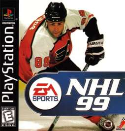 NHL FaceOff '99 - PlayStation - Used