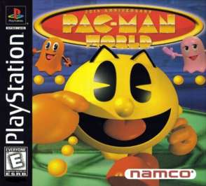 Pac-Man World 20th Anniversary - PlayStation - Used
