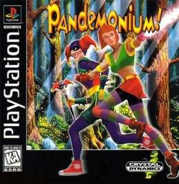 Pandemonium - PlayStation - Used