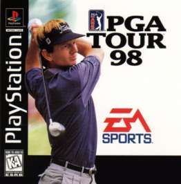 PGA Tour '98 - PlayStation - Used