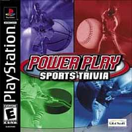 Power Play: Sports Trivia - PlayStation - Used