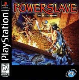 Powerslave - PlayStation - Used