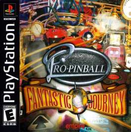 Pro Pinball: Fantastic Journey - PlayStation - Used
