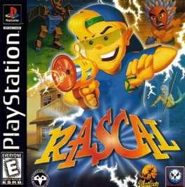 Rascal - PlayStation - Used