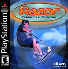 Razor Racing - PlayStation - Used