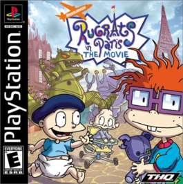 Rugrats in Paris -- The Movie - PlayStation - Used