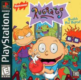 Rugrats: The Search for Reptar - PlayStation - Used
