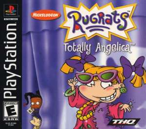 Rugrats: Totally Angelica - PlayStation - Used